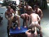 gay porn Warehouse Orgy Fuck And Fist || Watch the Entire Movie At Raw and Rough