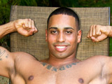 gay porn Black Puerto Rican Mig || Miguel - Black Puerto Rican Muscle God Cums Twice!
