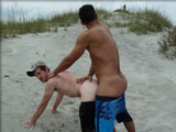 Dick Down in the Dunes