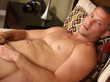 gay porn Lex Solo || I thought I would bring you a more mature guy for the Marathon. Lex says he is straight, but I think he bends now and then. He has worked in gay bars dancing and tending, so he is pretty used to the gay scene.