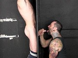 "gay porn Rob At The Gloryhole || ""rob"" Heard About the Fraternity Gloryhole From Other Guys Around Campus and Wanted to Check It Out. He Slips His Athletic Shorts Down and Enjoys the Hot Mouth Sucking Him Through the Hole. In the End, He Gives the Guy a Huge Cum Facial."