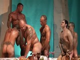 After Dinner Orgy || 