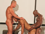 Gay Porn from NextDoorEbony - Full-Service