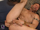 Anal Play Muscle Bear || 