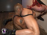 Gay Porn from LavenderLounge - First-Time-In-Bondage