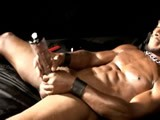 Pumping My Black Monster Cock || 
