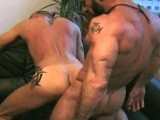 Gay Porn from GermanCumPigz - Macho-Men-Fucking