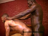 Gay Porn from BlackBreeders - Marathon-Breeding