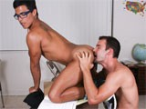Teacher Gets Some Twink Ass! ||