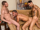 Gay Porn from RagingStallion - Bang-That-Ass-Part-3
