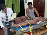 Gay Porn from LaughingAsians - Let-The-Doctor-Tickle