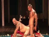 gay porn Big Muscles Fuck || Watch This and Other Hot Scenes In the Darkroom!<br />