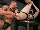 Gay Porn from ClubInfernoDungeon - Hole-Busters-7-Scene-1