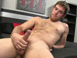gay porn Tyler Blaze Shows Off - Part 2 || Tyler gets on the bed and lubes up. Everything starts slow and sensuous. He takes his time to get his beef steak all hard and ready. When it gets stiff, he bites his lip and licks those luscious lips. This is one sexy man!