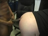 gay porn Greg Fucks The Boss || Greg Is Back After About Five Years.  His Mission This Time Is to Get the Boss Fucked With His 10 Inch Tool.  He Sucks My Cock, Eats My Ass and Pile Drives My Hole Until I Can't Take Anymore.  He Shoots a Hot Load All Over the Chair He's Sitting In!