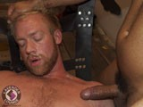 gay porn Sling Play || After Removing the Rope Bondage From Christopher Daniels, and With Leo Forte Still In Complete Control, the Guys Are Horned Up and Ready for a Good Fuck. Christopher Daniels Is Like Putty In Leo's Hands, Giving Himself Over to Complete Submission. Leo Is Free to Do Anything He Wants to His Obedient Slave, Knowing That Christopher Loves Anything Leo Dishes Out. He Even Submits to Breathe Control Exercises, First by a Suffocatingly Deep Kiss While Covering His Nose. as the Rimming, Sucking and Fucking Intensify, Leo Pushes It Even Further to the Edge by Choking Christopher Around the Neck. While Still Light Headed From Lack of Oxygen, Leo Pounds His Ass Forcefully In the Sling.
