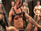 gay porn Marco Gets Gang Banged, Part 2 || Watch This and Other Hot Scenes on Raw and Rough!<br />