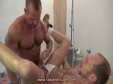 gay porn Big Muscle Dudes || Watch This and Other Hot Scenes on Raw and Rough!<br />