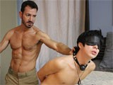 gay porn Little Slave Guy, Kyle || When Bryan Slater Has a Stressful Day At Work, He Comes Home and Takes It Out on His Little Slave Boy, Kyler Moss. He Paddles the Bound Boy Until His Ass Is Red Before Freeing Him From Some of the Restraints so He Can Feed Him His Cock. Once He's Hard as a Rock, Bryan Lays Into Kyler's Ass, Slamming His Hole Until the Boy Is Wailing for More. After Fucking the Cum Out of Kyler, He Gives Him a Facial Before Tucking Him Back Into His Closet for Later.