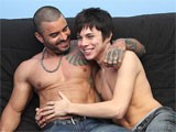 gay porn Alexsander And Kyler || Alexsander Freitas Doesn't Hold Back When He Gets His Hands on the Tender Young Kyler Moss. He Face-fucks the Small Boy With His Uncut Cock and Eats His Ass, but That's Just the Warm Up! Kyler May Only Be a Buck-twenty Soaking Wet, but He Takes a Brutal Pounding From Alexsander and Loves Every Moment. After Having the Cum Fucked Out of Him, He Earns a Hot Facial Cumshot From the Brazilian Stud.