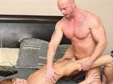 "gay porn Mitch Gives Kyler A Fa || Horrible Boss Mitch Vaughn Wasn't Impressed When He Caught His Assistant, Kyler Moss, Ogling the New Guy At the Office. He Calls the Poor Boy Over to His House After Hours to ""set Him Straight"" and Show Him Who's Really In Charge. Mitch Makes Kyler Gag on His Cock Before Bending His Hapless Assistant Over the Bed for a Hard Spanking. of Course, That Was Only Foreplay, and Once Mitch Has His Cock Shoved Up Kyler's Ass, He Doesn't Stop Railing the Boy Until He Blows His Load Against the Wall! Mitch Gives Kyler a Sticky Facial to Really Assert His Authority, but It Would Appear His Assistant Has Ulterior Motives..."