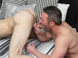 gay porn The Way Brock Fucks Ai || Brock Landon Is Thinking Dinner Plans, but His Boy Aiden Summers Has Something Else In Mind for Daddy! He Gets on His Knees and Sucks Brock's Dick Before the Muscular Stud Hauls Him Up Onto the Bed to Suck His Dick and Eat His Ass. the Way Brock Fucks Aiden Down (and Gives Him a Sticky Facial), These Two No Doubt Worked Up an Appetite!