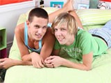 Gay Porn from GayLifeNetwork - Camden-And-Kaiden-Are-Playing