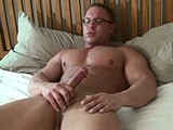 Gay Porn from mission4muscle - Brock-Vinson-Solo-Video