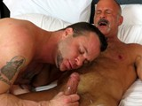 "gay porn Coach Austin And Drew  || Coach Austin and Drew Sumrok Are Having Breakfast In Bed! Cream With Your Coffee? Once the Morning Wake-up Call Has Been Made and All Cocks Are Showing Signs of Life and Fully Awake, It's Time for the Morning Workout! Coach Starts Out With Some Deep Rimming Action, Great to Loosen Up Those Tight Sphincter Muscles. Done With the Warm ""up's"" It's Time for a Deep Sphincter Muscle Workout. Coach Makes Sure That Drew Works Out All Muscle Groups During the Workout Flipping Him Over Working the Back Muscle, Up on All 4's to Work Out the Legs, Pulling His Head Back by the Hair Stretching the Back Muscles... No Wonder They Call Him Coach Austin! What a Great Workout Coach :) Both Men Are In a Full Sweat by the End of This Morning Workout. to Bring This Scene to a Close, Watch the Cumshot That Coach Releases. You'll Think That You Were Watching Old Faithful Blow In Yellowstone! Download the Full Video Here!"