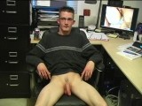 gay porn Matt - First Contact || Matt Is a Married Bi Dude That Wanted to Try Out Doing Some Guy Stuff on Camera.  He Started by Watching Some Porn In My Office and Was Stroking His Cock for Quite Some Time.  I Finally Asked Him If He Wanted to Fuck Some Ass.  His Face Lit Up and Enthusiastically Said Ya!  I Took One for the Team as Always!