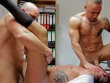 Gay Porn from menatplay - Man-Hours