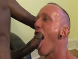 Choking On Big Black Meat || 