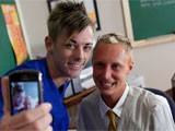 Gay Porn from GayLifeNetwork - Taylor-Admits-Crush-On-Teacher