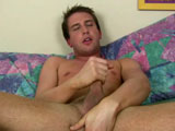 gay porn Preston - Part 3 || He continues to jerk and stroke on that nice cock of his until he moans and groans exploding his jizz bomb everywhere just like we like it.