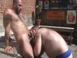 Gay Porn from BearBoxxx - Hairy-Bears-Outdoors