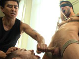 gay porn Andrew Blue || Andrew Blue bound, edged and flogged for his first time ever!