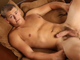 gay porn Reclining Fun || Vic Dictor is brand new to the biz, coming from the warm beaches and sunny skies of Jacksonville, FL straight to you in his Next Door Male debut. A boxer and cage fighter by trade, he starts off by showing some moves and shadowboxing in his skivvies. But his real talent is inside his pants, and he wastes no time showing it off. Pulling out his dick as the sun glistens through the window, Vic reclines on a chair and begins stroking. A little nervous at first, he quickly becomes at ease and shifts his focus to the growing shaft in his hand. Turning into a first class palm pilot he fingers his taint and massages his balls as he pulls his dick in every direction, finally cumming all over his tanned stomach and letting it glisten in the sunlight peeking through the blinds.