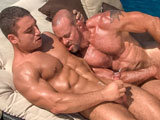 gay porn Top Shots - Scene 2 || TOP SHOTS is a nut-busting collection of the most juicy, ball-draining cum shots from the COLT video library. Load after load after dick-squirting load, witness the endless COLT Man explosions for your repeated pleasure. Featuring the climactic eruptions from COLT movies Man Tricks, Muscles In Leather, Bear, Manpower, Uniform Men and Fur Mountain. These COLT Men are the cream of the crop. Enjoy!