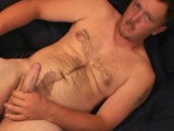 gay porn Matt Ready To Jerk Off || a Quiet, Friendly, Simple Man. Has Made His Living In Other Ways In the Past, but Has Come on Hard Times. He's on His 3rd Wife, and Has a Child by yet Another Woman, but He's Experimenting.