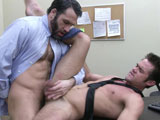gay porn The Office Slut || Men.com presents The Office Slut featuring Mike De Marko and Tyler Hunt