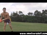 gay porn Warm-up For A Fuck || Aussie Footy Practice, Warm-up for a Fuck