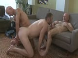 Threeway Daddy Play || 