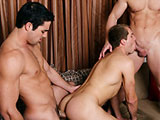 gay porn Bromance || Men.com Presents Bromance with Brandon Lewis, Liam Magnuson and Jack King