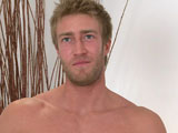 gay porn Straight Young Pup Jos || Josh is popular model who appeared on our sister website fityoungmen.com and wooed plenty of fans, guess they liked his fit body and nice large surprise! His body is tanned, lean, muscular sprinkled with a nice dusting of blond hair. Josh is a pretty horny young man revealing that he hasn't cum for a few days and that he is quite a squirter! Once in his boxers he is great at a little tease; an impressive bulge is pushed around and it looks to be getting bigger! Flopping it out we get to see his big uncut cock, no surprise Josh has that pearly white grin! It doesn't take long before he's sporting an 8 inch uncut cock erection which is getting lots of attention. After showing off his body and teasing himself loads he finally lets his weapon loose and those cute little balls jizz all over his abs and chest. Not a bad effort for a straight lad, another athletic man so pumped and excited he nearly jizzes in his eye!