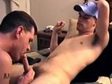 gay porn Double Trouble 4 - Buz || After a Week of No Sex, Buzz Stops by for Some Relief After an Afternoon of Shopping for Street Duds. He Strips Down In the Bedroom and I Go Straight for It. Buzz Watches Me as I Take His Rod Down My Throat and I Work Him Till He Begins Squirming Around and Explodes on My Lips. &quot;how Was That?&quot; I Ask. &quot;pretty Good!&quot; Buzz Mumbles. Duh!<br />