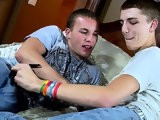 Sexy Jock Boy Alex Andrews Is the Perfect Match for a Horny Young Twink Like Dylan Chambers