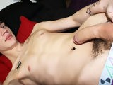 gay porn Lewis Romeo || Horny Boys Like Lewis Romeo Always Have a Load of Cum In Their Balls Ready to Go, and This Boy Loves to Share That With a Load of Guys on His Cam! His Long Twink Cock Is Already Hard and Ready to Be Jerked as He Releases It From His Sexy Underwear, Then He Leans Back and Gets to Work With Determination, Pumping Out a Hot Splashing of Boy Milk!