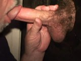 "gay porn Gloryhole Cumshots 2 - || Do You Love to See a Big Cock Sticking Through a Glory Hole, Just Waiting to Be Serviced by You? Then the ""gloryhole Cumshots"" Series Is for You! This Is a New Series Added In 2007, but Hopefully Will Become One of Your Favorites. I'm Sorry You Have to See My Ugly Mug In These Scenes, But, Hey, Somebody Has to Do It! <br />"