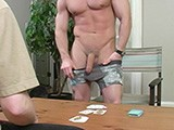 gay porn Strip Poker With Ricky || Hot Jock Ricky Agreed to Play a Strip Poker Game With Us. He Didn't Know the Cards Were Tricked.<br />the Loser of This Game Has to Strip, Jerk Off Then Cum In Front of the Other One...