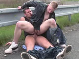 Men Fucking On The Road - Part ||